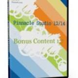 Работа с готовыми темами монтажа в Pinnacle studio 14