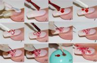 Узоры на ногтях для начинающих