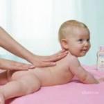 Детский массаж на дому (обучающее видео)