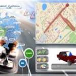 Техника вождения автомобиля (обучающее видео)