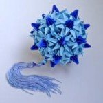 Оригами кусудама онлайн (обучающие видео)