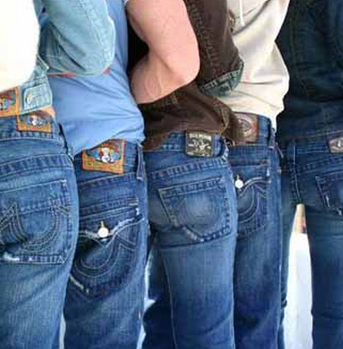 Как подбирать джинсы