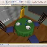 Комната в 3D Max