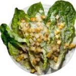 Как приготовить салат Цезарь (обучающие видео)