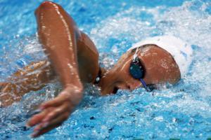 Вольный стиль плавания (обучающее видео)
