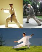 Гимнастика тай чи (видео онлайн)