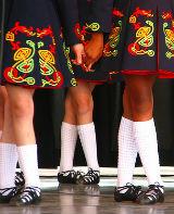 Уроки ирландского танца (видео урок обучения)