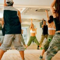 Танцевальная аэробика для похудения (онлайн урок)