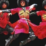 Кавказские танцы (обучающие видео)