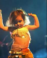 Танец живота для детей (видео уроки)
