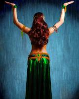Танец живота — самоучитель базовых движений (видео урок)
