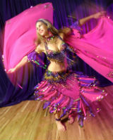 Танец живота для начинающих (видео онлайн урок)