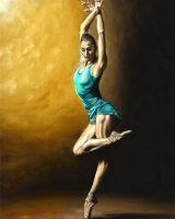 Урок классического танца (видео онлайн)