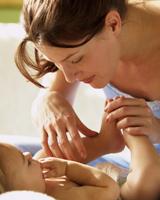 Детский массаж от 1 до 3 лет (онлайн видео урок)