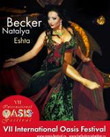 Танец живота с шалью от Беккер Натальи (онлайн урок)
