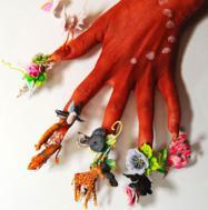 Обучение наращиванию ногтей на дому
