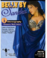 Belly dance by Sandra