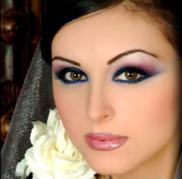 Уроки восточного макияжа