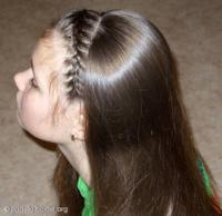 Ободок для волос своими руками (обучающее видео)