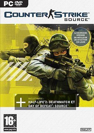 Игры на вынос - Counter Strike Source (онлайн видео игра от Мэддисона)