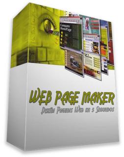 """Бесплатный онлайн видео курс """"Создание сайта с нуля в программе Web Page Maker"""""""