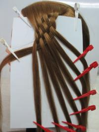 Способы плетения косичек