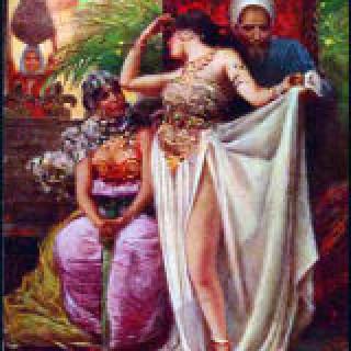 Египетский танец живота