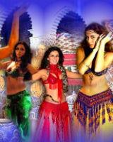 Арабский танец живота Среднего Востока и Северной Африки