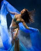Пилатес в танце живота