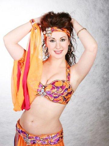 Египетские танцы живота с Татьяной Федяевой