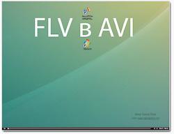 Как перевести FLV видео в AVI формат