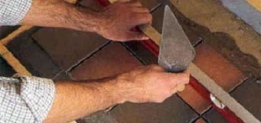 Как уложить половую плитку самостоятельно