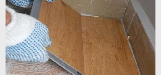 Как укладывать напольное виниловое покрытие АллюрФлор