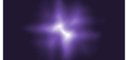 Пурпурная туманность