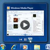 Обзор Windows Media Player 12 и Windows Media Center (онлайн видео обучение)