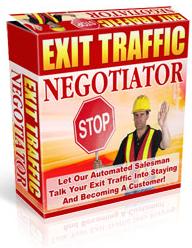 Exit трафик