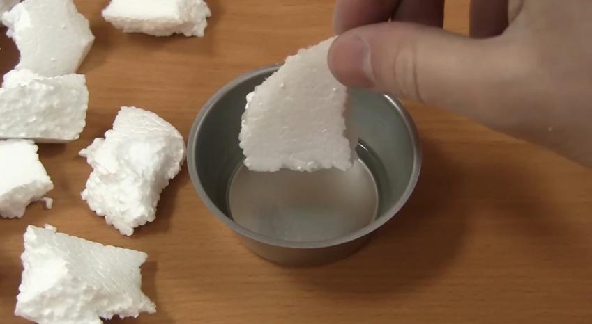 Сделать пластик в домашних условиях своими руками!