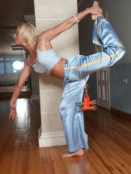 Упражнение для интимных мышц