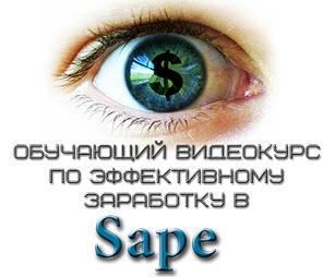 Секреты эффективного заработка в Sape