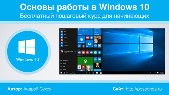 Окна программ в Windows 10