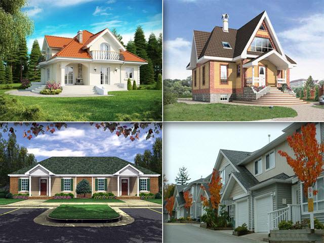 Частный дом пригороде