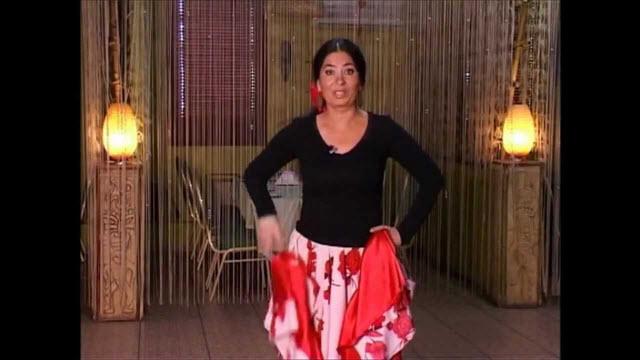 Цыганский танец для начинающих