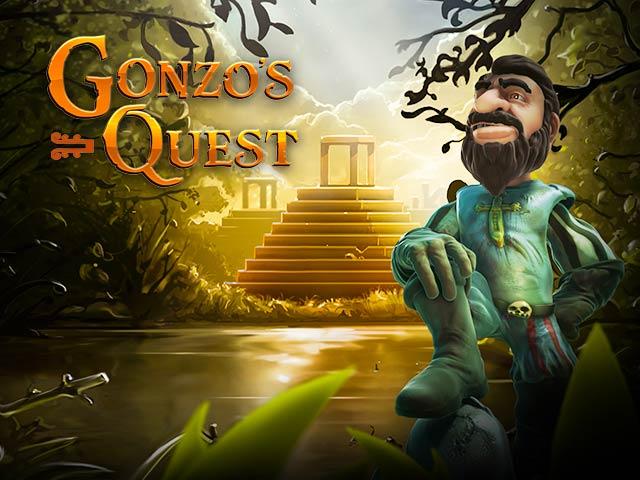 Игровой автомат Gonzos Quest золотая лихорадка в онлайн казино