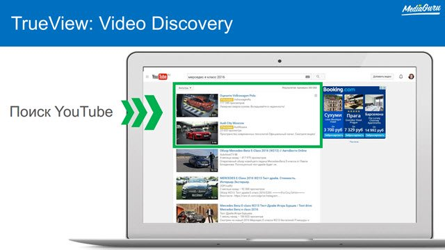 TrueView Video Discovery