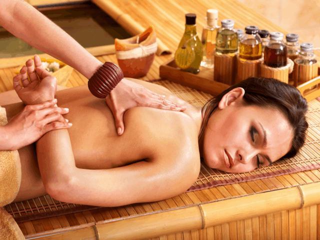 Японский массаж - Юмейхо