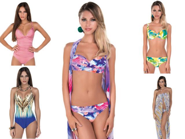 выбрать купальники на лето