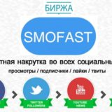 Обзор сайта SMO FAST