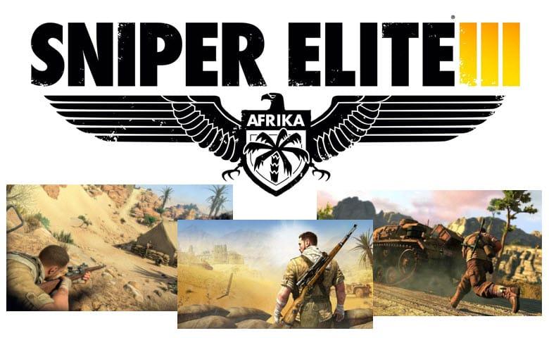 Видео прохождение игры Sniper Elite 3