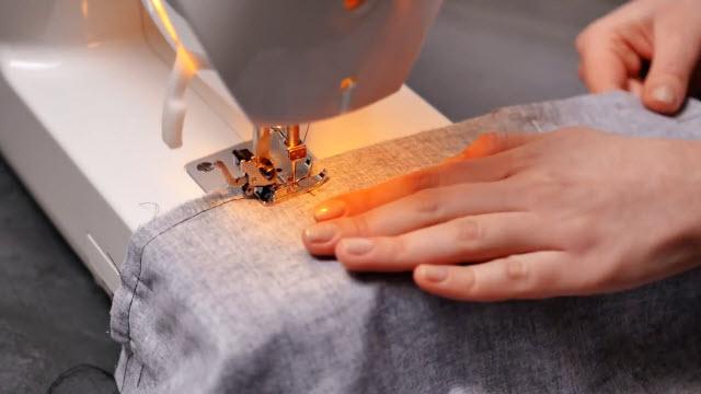 Шьем на швейной машинке