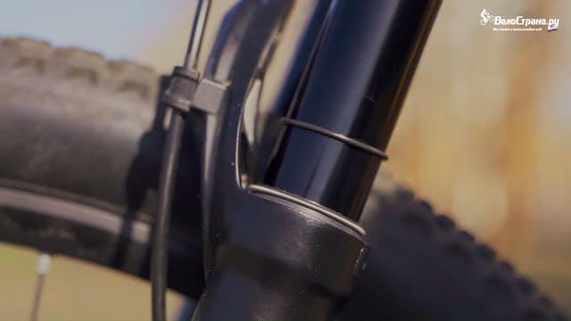 Настройка подвески на велосипеде